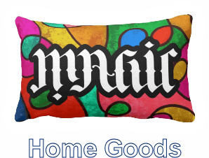 Ambigram Home Goods